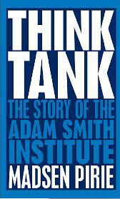 Couverture du livre The Story of the Adam Smith Institute