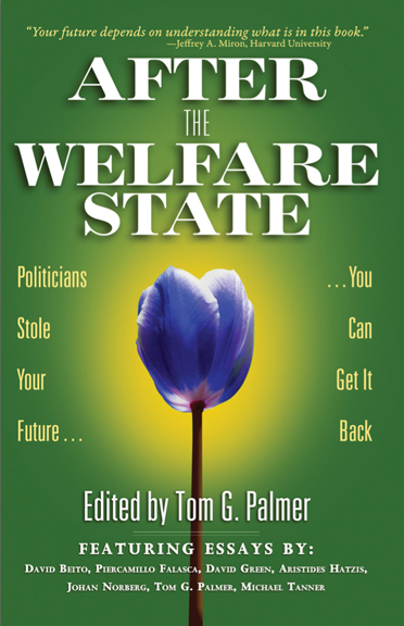 Couverture du livre After the Welfare State