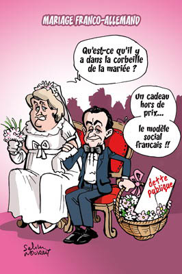 Mariage Franco-Allemand l www.libres.org